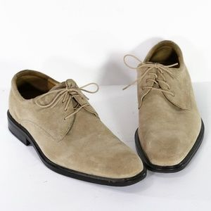 Cole Haan Nike Air Mens Oxford Dress Shoes Suede